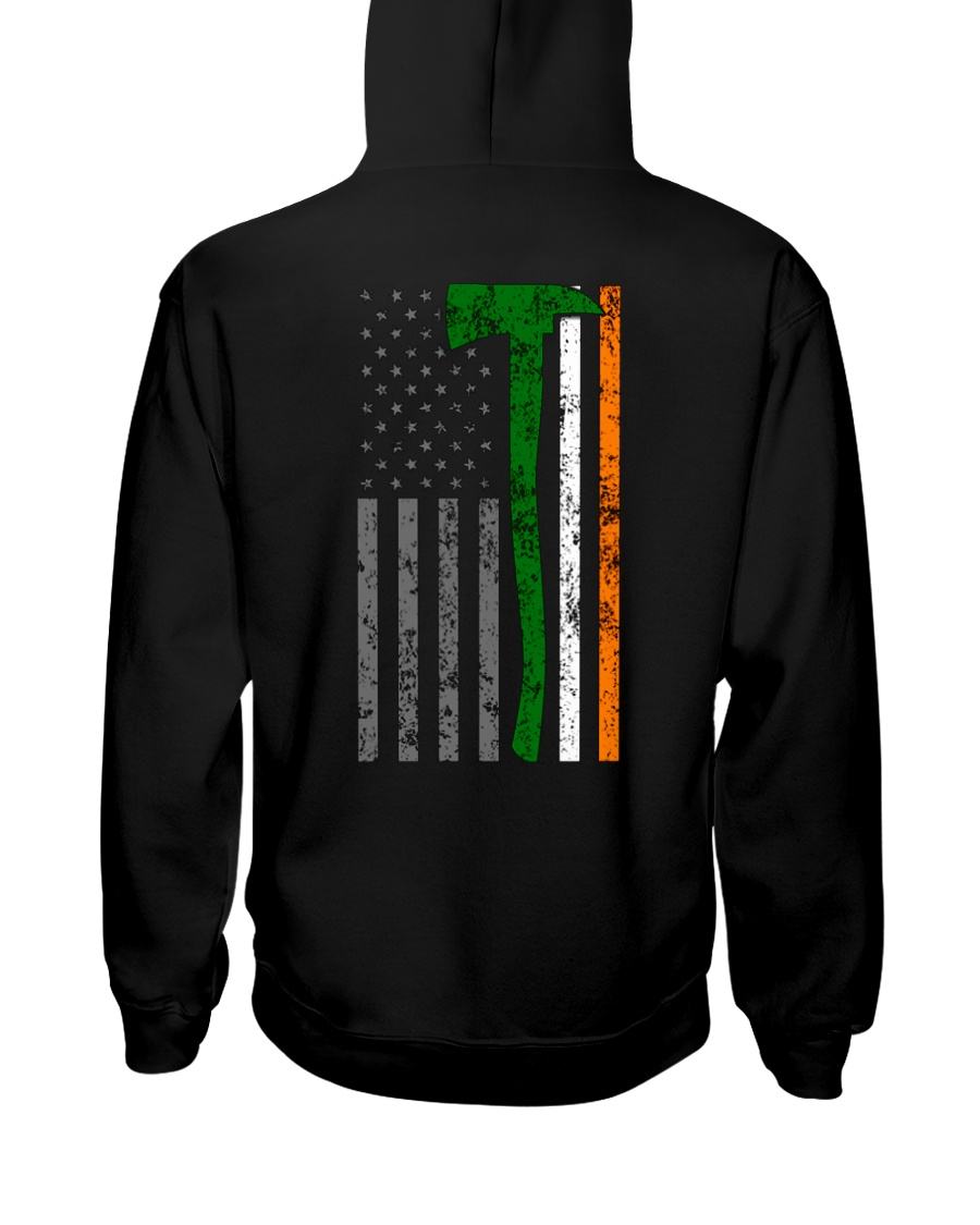 Firefighter - USA Firefighter - Best Firefighter Hooded Sweatshirt