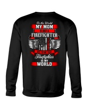 Firefighter - USA Firefighter - Best Firefighter Crewneck Sweatshirt thumbnail