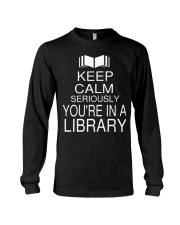 librarian-librarian Tshirt -librarian hoodie Long Sleeve Tee thumbnail
