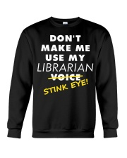 librarian-librarian Tshirt -librarian hoodie Crewneck Sweatshirt thumbnail