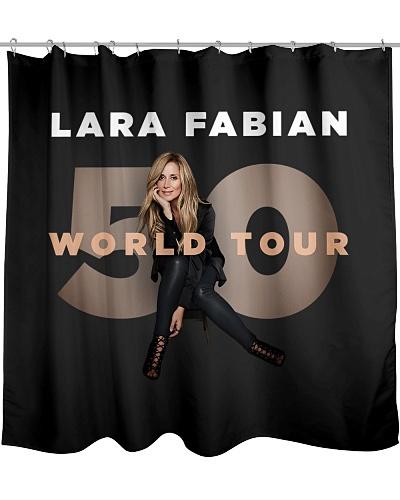 Lara fabian : world tour