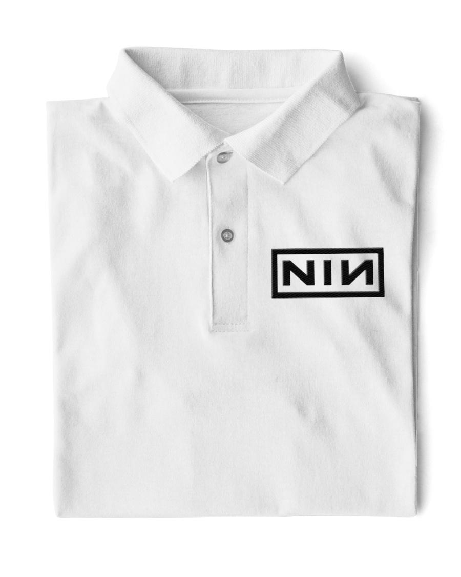Nine Inch Nails Polo Unisex Shirt Classic Polo