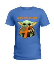 Hope for a cure Ladies T-Shirt thumbnail