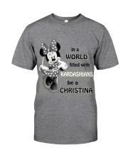 Christina Classic T-Shirt thumbnail