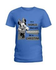 Christina Ladies T-Shirt tile