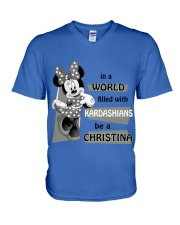 Christina V-Neck T-Shirt thumbnail