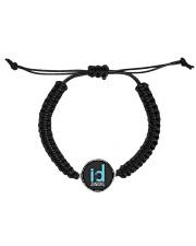 ID Juniors Cord Circle Bracelet thumbnail