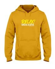 Relax Dios está Hooded Sweatshirt thumbnail
