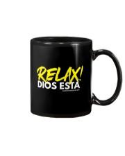 Relax Dios está Mug thumbnail