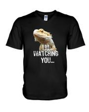 Bearded Dragon Shirt V-Neck T-Shirt thumbnail