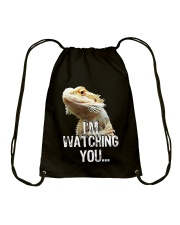Bearded Dragon Shirt Drawstring Bag thumbnail