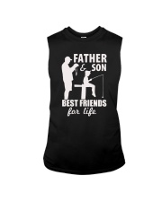 Father And Son Best Friends For Life Fishing Shirt Sleeveless Tee thumbnail