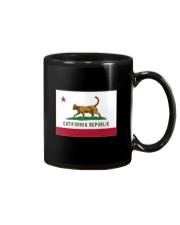 California Republic Shirt Mug thumbnail