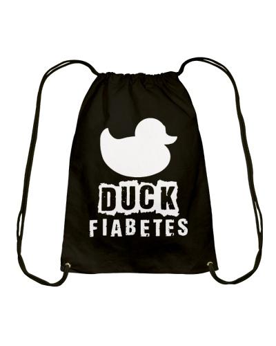 Duck Fiabetes T Shirt