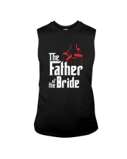 Men's Father of the Bride T-Shirt Sleeveless Tee thumbnail