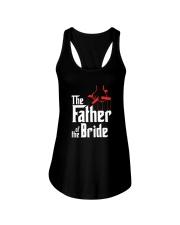 Men's Father of the Bride T-Shirt Ladies Flowy Tank thumbnail