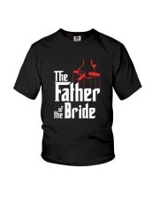 Men's Father of the Bride T-Shirt Youth T-Shirt thumbnail