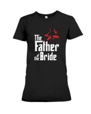Men's Father of the Bride T-Shirt Premium Fit Ladies Tee thumbnail
