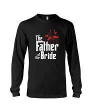 Men's Father of the Bride T-Shirt Long Sleeve Tee thumbnail
