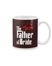 Men's Father of the Bride T-Shirt Mug thumbnail