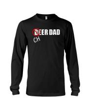 Straight Outta Money Cheer Dad T Shirt Long Sleeve Tee thumbnail