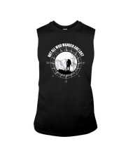 Not All Those Who Wander Are Lost Hiking Shirt Sleeveless Tee thumbnail