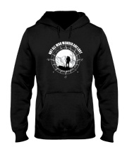 Not All Those Who Wander Are Lost Hiking Shirt Hooded Sweatshirt thumbnail