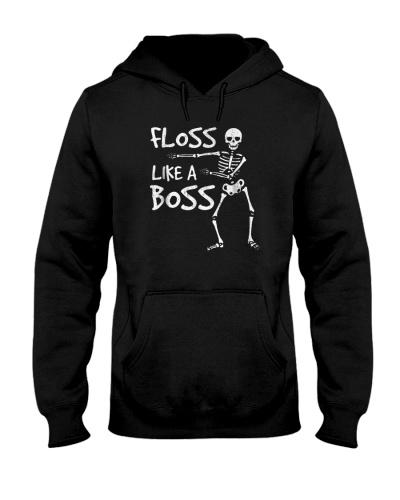 Floss Dance Floss Like A Boss Flossing Skeleton