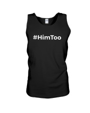 HimToo Movement Rally T-shirt Unisex Tank tile