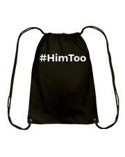 HimToo Movement Rally T-shirt Drawstring Bag thumbnail