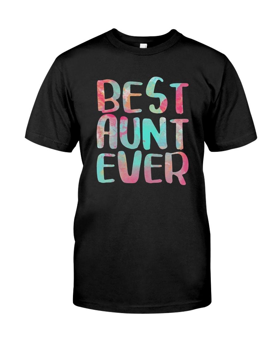 Best Aunt Ever Shirts Classic T-Shirt