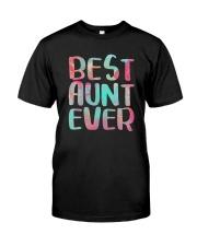 Best Aunt Ever Shirts Premium Fit Mens Tee thumbnail