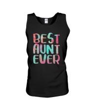 Best Aunt Ever Shirts Unisex Tank thumbnail