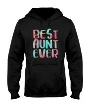 Best Aunt Ever Shirts Hooded Sweatshirt thumbnail