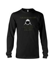 Welcome to the Shark Side Shirt Long Sleeve Tee thumbnail
