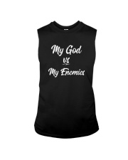 My God vs My Enemies TShirt Sleeveless Tee tile
