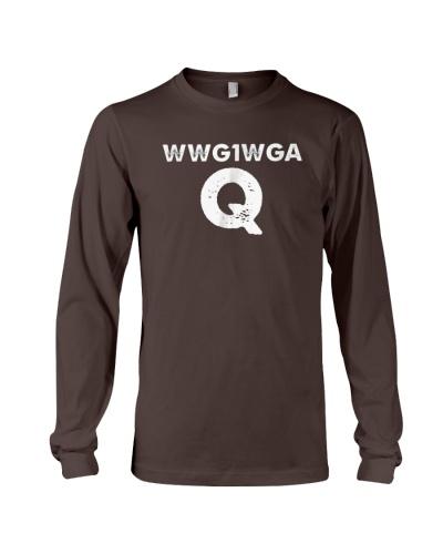 Q Anon WWG1WGA T-Shirt