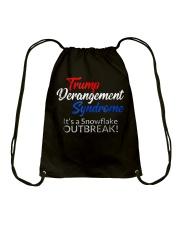 Trump Derangement Syndrome Shirt Drawstring Bag thumbnail