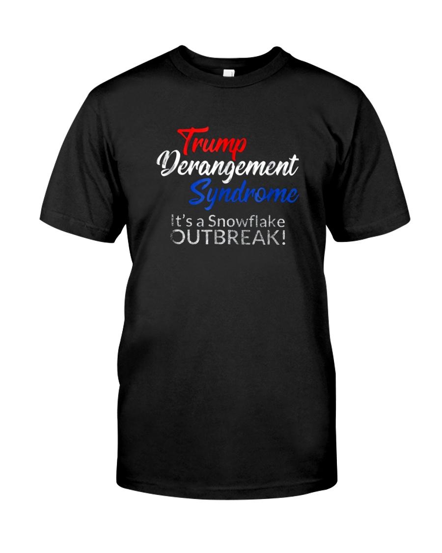 Trump Derangement Syndrome Shirt Classic T-Shirt