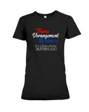Trump Derangement Syndrome Shirt Premium Fit Ladies Tee thumbnail