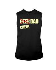 Funny Cheerleader Gift Beer Cheer Dad T Shirt Sleeveless Tee thumbnail