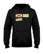 Funny Cheerleader Gift Beer Cheer Dad T Shirt Hooded Sweatshirt thumbnail