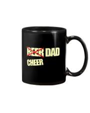 Funny Cheerleader Gift Beer Cheer Dad T Shirt Mug thumbnail