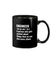 Engineer Definition T-shirt Mug tile