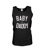 Baby Daddy 2018 Shirt Unisex Tank thumbnail