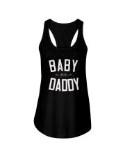 Baby Daddy 2018 Shirt Ladies Flowy Tank thumbnail