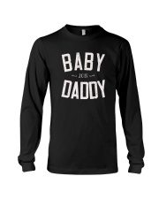 Baby Daddy 2018 Shirt Long Sleeve Tee thumbnail