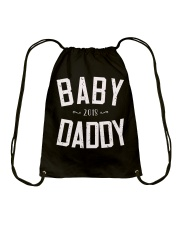 Baby Daddy 2018 Shirt Drawstring Bag thumbnail