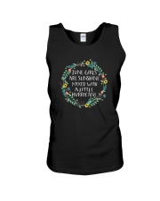 Girls Are Sunshine Mixed With a Little Hurricane S Unisex Tank thumbnail
