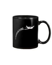 I'd Rather Be Flying Airplane Pilot T-shirt Mug thumbnail